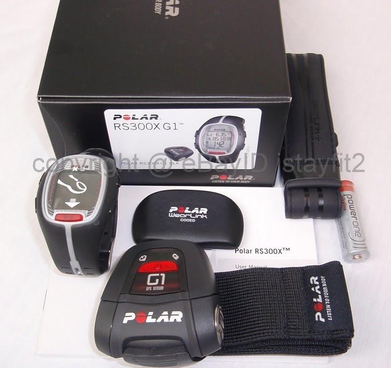 Продам новый Polar RS300x G1 черный - 7500р - Часовой форум Watch.ru