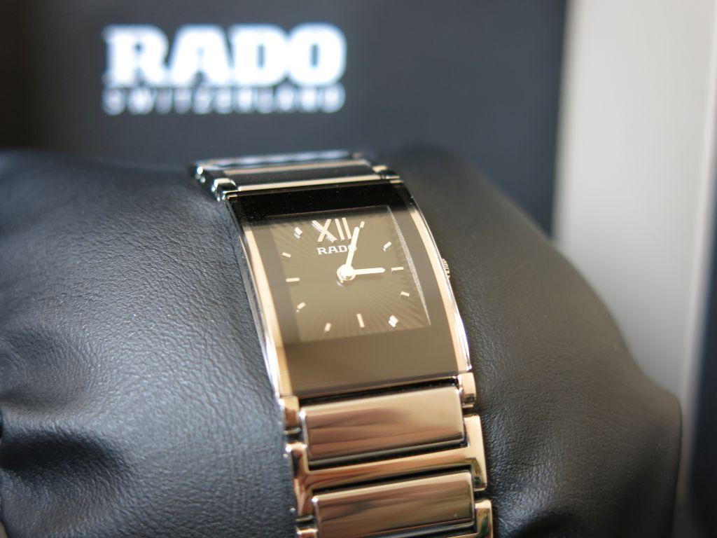 Брендовые часы rado integral в интернет-магазине dawos.