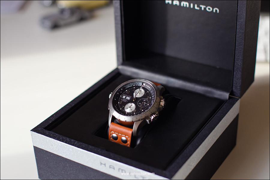 Инструкция На Часы Hamilton Khaki Regatta