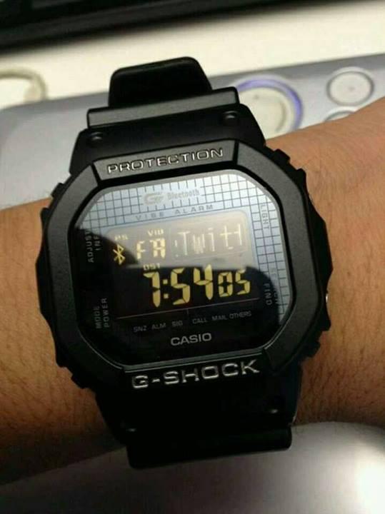 всего духи casio g shock bluetooth watch gb 5600b 1bjf молодой, уже