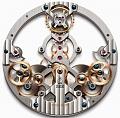Нажмите на изображение для увеличения Название: Arnold & Son Time Pyramid Guilloché movement front.jpg Просмотров: 218 Размер:510.2 Кб ID:1000886