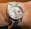 Нажмите на изображение для увеличения Название: 4-Rolex-Day-Date-40-Caliber-3255-ablogtowatch-hands-on-311.jpg Просмотров: 288 Размер:120.9 Кб ID:1015154
