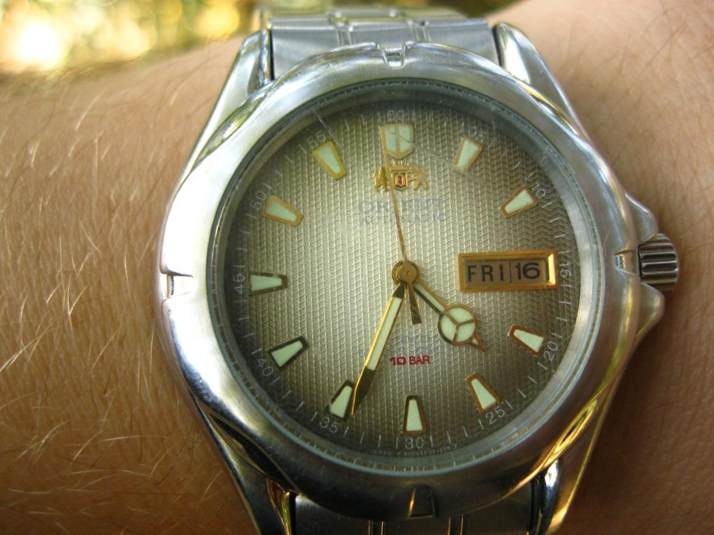 С момента основания японская компания orient производит механические часы, отличающиеся уникальным дизайном и высоким качеством.